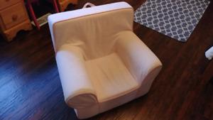 Pottery Barn kids chair