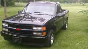 Winter special 1993 short box gmc