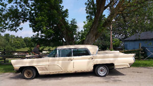 1960 Lincoln Mark V Stored 30 Years in Heated Garage