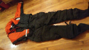 MSD900 immersion work suit