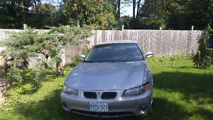 1999 Pontiac Grand Prix GT Sedan
