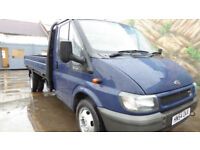 * No VAT * Ford Transit 2.4TDCi ( 137PS ) 2004.75MY 350 LWB in Awesome Condition