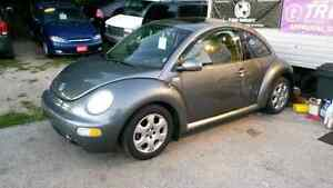 02 vw beetle SAFETY+E-TEST+3 MONTH WARRANTY*INCLUDED