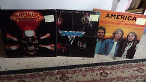 Various Vinyl Records/Albums