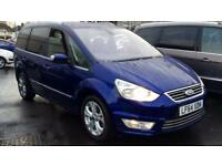 2014 Ford Galaxy 2.0 TDCi 140 Titanium 5dr Powe Automatic Diesel Estate