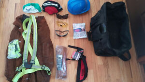Welding Supplies/Leathers - $100