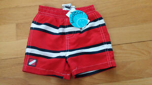 Baby boy bathing suit NEW WITH TAGS 9 months costume de bain