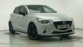 2018 Mazda 2 1.5 Sport Black+ 5dr Hatchback Petrol Manual