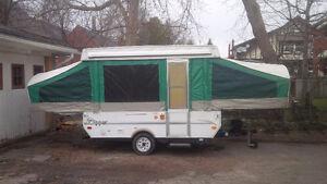 2005 tent trailer