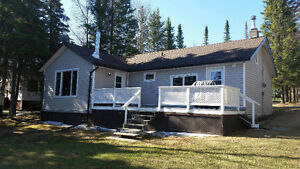 Lake Front Cottage For Sale On Wellman Lake