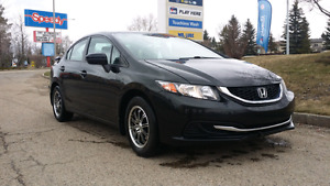2014 Honda civic LX Sedan $13500** Reduced price for quick sale.
