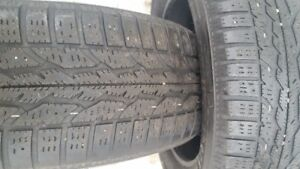 "Pair of 215/60/17"" Tires"