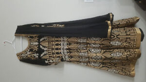 Indian traditional anarkali suit