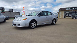 2007 Saturn ION quad coupe level 3 Coupe (2 door)