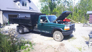1997 Ford F-350 Roll off Truck Other