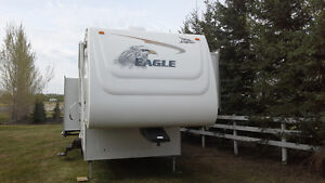 Jayco Eagle 291 RLTS Fifth Wheel - with  3 Sliders