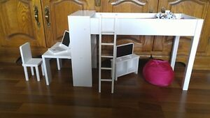 Journey Girl 18 Inch Doll Accessories - Loft Bed Set