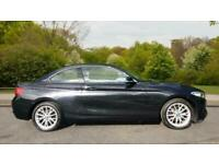 2016 BMW 2 Series 218i SE Coupe Auto Nav Xenon Automatic Petrol Coupe