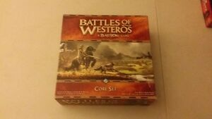 Game of Thrones - Battles of Westeros - A Battlelore Game