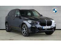 2020 BMW X5 SERIES X5 xDrive40i M Sport SUV Petrol Automatic