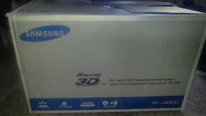 Samsung 3D Blu-ray/DVD Home Entertainment System