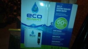 ECO 27 Tankless Water Heater