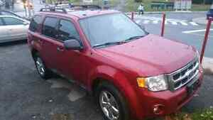 2010 ford escape limited 4 cyl
