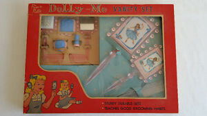 Dolly and Me - Vanity Set ****Vintage****