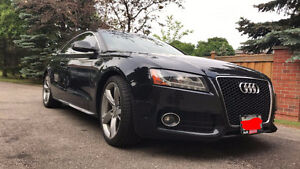 2011 Audi A5 Quattro FULLY LOADED S-Line + Winter Tires