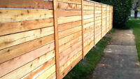 FENCES AT THE BEST RATES. FREE ONSITE QUOTES