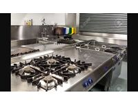 Breakfast chef and kitchen porter, no evenings, £8.45 per hour