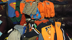 Bag of boys clothes size 24 mths, 2 years and a few 3 years sold