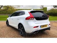 2018 Volvo V40 T5 R-Design Pro Automatic W. P Automatic Petrol Hatchback