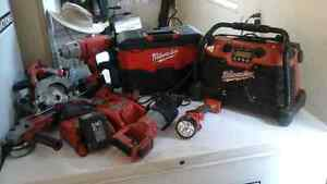 Milwaukee HD 28V Tools for Men - Will be in Calgary  27 - 30th.