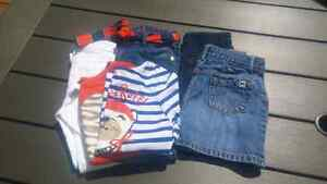 Lot vêtements fille 5-6 ans