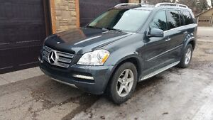 2011 Mercedes-Benz GL-Class GL550 SUV, Crossover NO GST