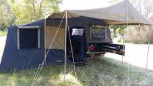 Large family Oztrail 12 camper trailer.  Comfortable and spacious Wembley Downs Stirling Area Preview