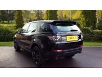 2016 Land Rover Discovery Sport 2.0 TD4 180 HSE Black 5dr Automatic Diesel 4x4