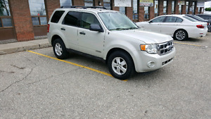 2008 FORD ESCAPE CERTIFIED FINANCING AVAILABLE ANY CREDIT!!