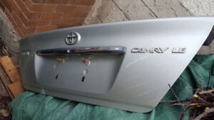 2006 Toyota Camry Trunk Lid