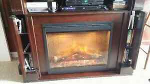 Ready For Fall! **REDUCED**Electric Fireplace