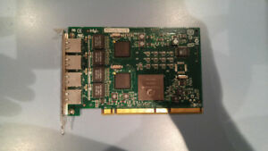 Carte réseau Intel PRO/1000 GT Quad Port Server Adapter Ethernet