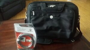 NEW Laptop Case - Incudes Security cable