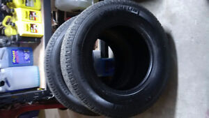 Michelin LTX AT2 Take Off Tires - LT265/70R18
