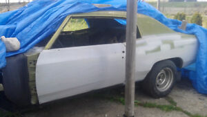 1971 Monte Carlo Project Car