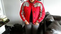 Motorcycle jacket for Women`s