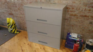 OFFICE FILE CABINET FOR SALE - GOOD CONDITION