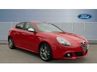 2014 Alfa Romeo Giulietta 1.4 TB MultiAir Exclusive 5dr TCT Petrol Hatchback Aut