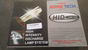 HID conversion kit 9004 6000K