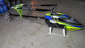 Blade 700X Pro BNF rc helicopter